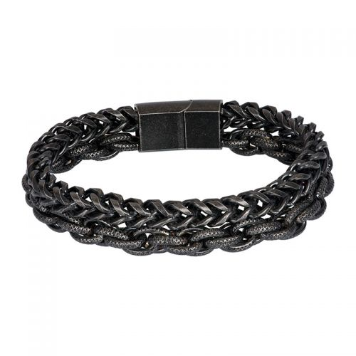iXXXi Men stalen armband Hawaii