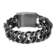iXXXi Men stalen armband Paris