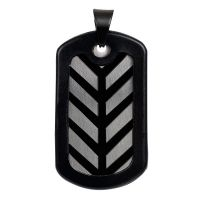 iXXXi Men Dog Tag Stripe