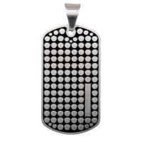 iXXXi Men Dog Tag Dots